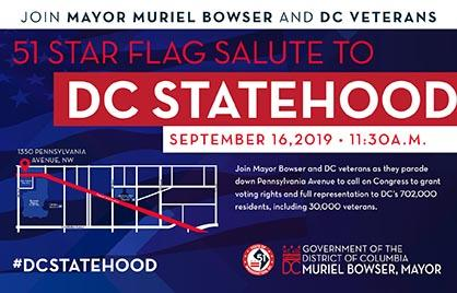 Show your support for DC Statehood