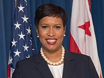 Photo of Mayor Muriel Bowser